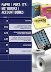Paper Notebooks Account Books 2019