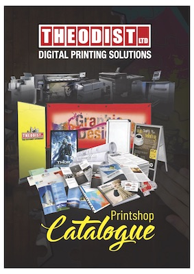 theodist printing catalogue online