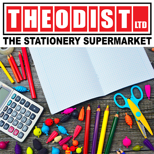 Stationery Supplies - Theodist
